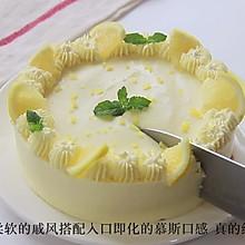 #夏日开胃餐#免烤箱❗️清爽解腻的柠檬酸奶慕斯入口即化