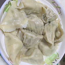 大白菜水饺