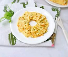 12M+南瓜角瓜饼的做法