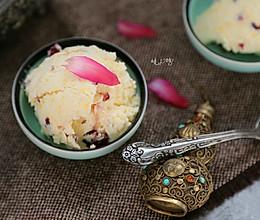 蔓越莓冰淇淋的做法