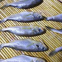干煎小黄鱼的做法图解1