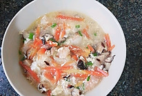 香菇虾仁汤的做法
