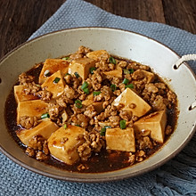 巨下饭的肉末豆腐