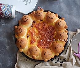 #秋天怎么吃#维尼熊披萨的做法