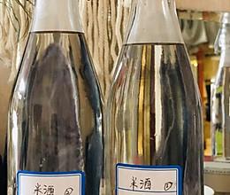 自酿酒之三~大米酒/非甜酒的做法