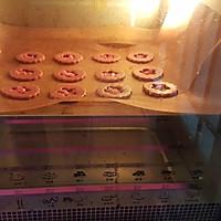 草莓玻璃心饼干的做法图解11