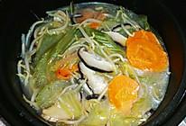 春季调理肠胃滚汤的做法