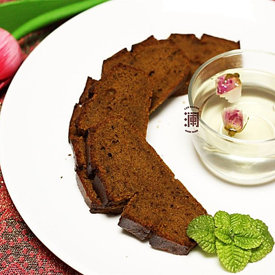 暖心暖胃,红枣磅蛋糕(澜配方)