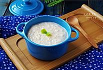 牛奶燕麦粥的做法
