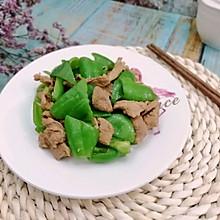 #520,美食撩动TA的心!#肉炒青椒