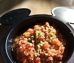 西红柿肉酱面(幼儿版)的做法