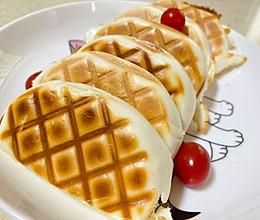 肉松馒头片(无油)早餐机的做法