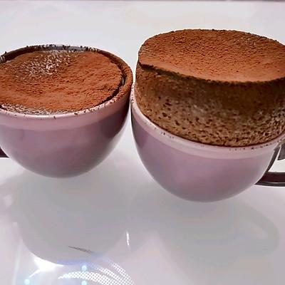 巧克力舒芙蕾