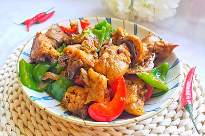 #钟于经典传统味#简单快手的辣子鸡