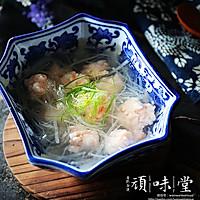 萝卜丝虾丸汤的做法图解7
