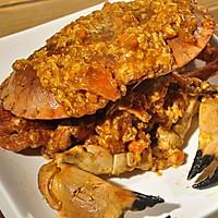 【变厨神】地道新加坡风味大餐 辣椒螃蟹的做法图解12
