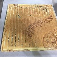 可可大理石纹蛋糕卷的做法图解24