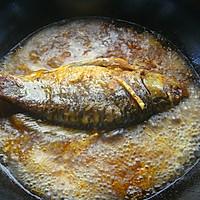 酱焖鲫鱼的做法图解8