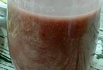 核桃红枣黑米糊的做法
