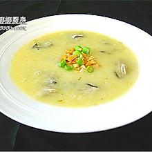 土豆鲜蚝浓汤