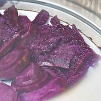 紫薯水晶月饼的做法图解2