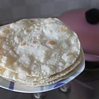 鸡肉卷(附墨西哥饼的做法)#急速早餐#的做法图解6