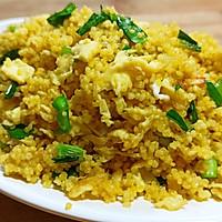 孩子爱吃的山西美食炒小米的做法图解10