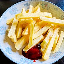 比汉堡王还好吃的炸薯条