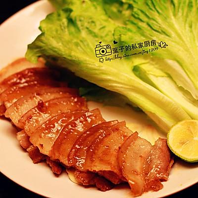 韩式烤五花