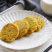 鸡蛋燕麦土豆饼#嘉宝笑容厨房#