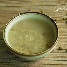 绿豆粥:以粥养生度长夏