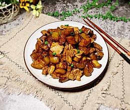 家常茄子炒肉片#母亲节,给妈妈做道菜#的做法
