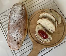 简单免揉意大利拖鞋面包 【CIABATTA-夏巴塔】的做法