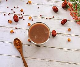 #硬核菜谱制作人#桂圆红枣红豆浆的做法