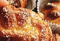 椰蓉千层面包的做法
