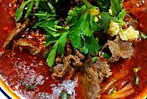 #百变鲜锋料理#就是这么鲜~麻辣水煮牛肉的做法