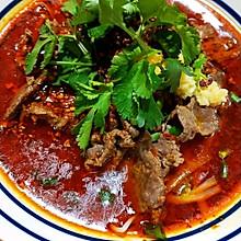 #百变鲜锋料理#就是这么鲜~麻辣水煮牛肉