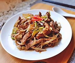 生炒羊肉#宴客拿手菜#的做法