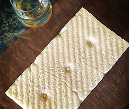 冷藏中种法蛋白北海道吐司的做法