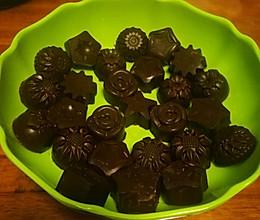 软酒心巧克力的做法