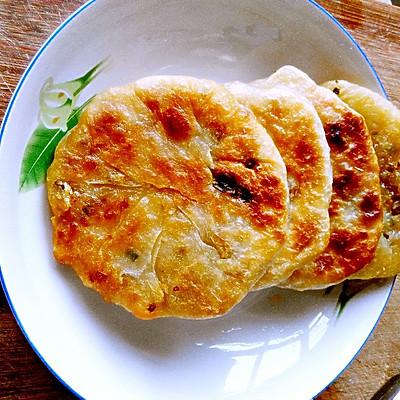 糯米煎饼 (香辣味)