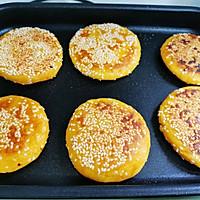 红薯糯米饼的做法图解13