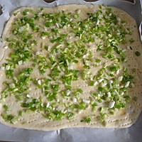 #东菱魔法云面包机#香葱肉松面包卷的做法图解9