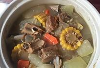鱼胶响螺汤的做法