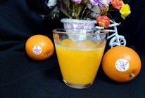 果粒橙汁的做法