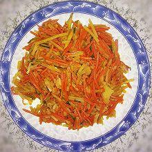 土豆胡萝卜丝