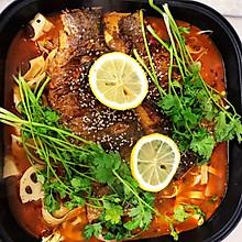 简单易上手、超详细的的秘制烤鱼(电火锅版)