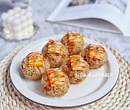 日式芝士烤饭团的做法