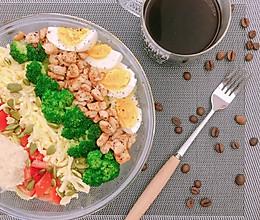 DAY 4 减脂瘦身健身餐的做法