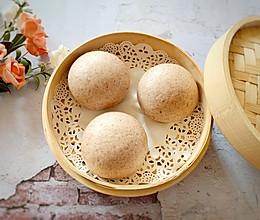 #一道菜表白豆果美食#全麦馒头的做法